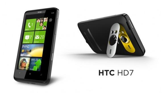 Vídeo Unboxing e análise do HTC HD7