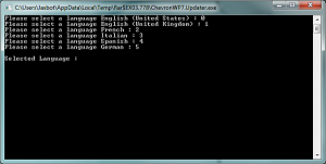 chevronwp7updater