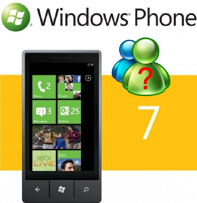 windows phone 7 messenger
