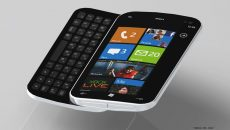 Nokia prepara um Windows Phone 7 com teclado Qwerty físico