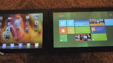 iOS 5 vs. Windows 8