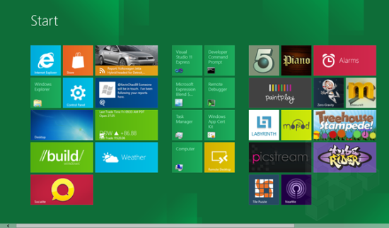 É anunciada a versão final do Windows 8