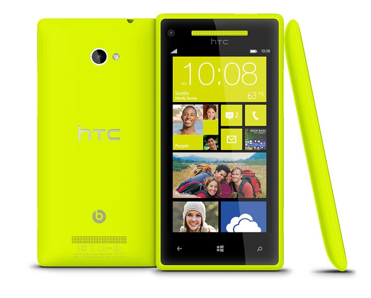 HTC 8X destaque Windows Phone 8