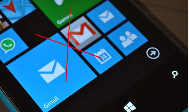 gmail no windows phone vai deixar de ser suportado