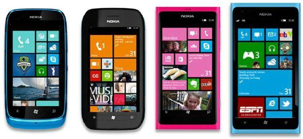 nokia-lumia-windows-phone-7-8 todos os modelos