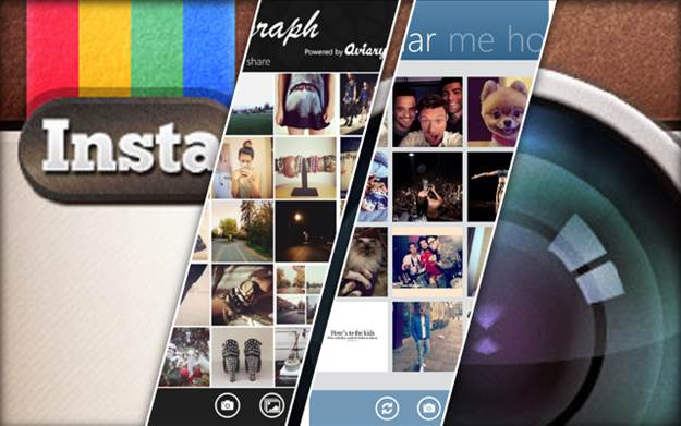instagram-apps windows phone