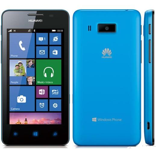 Huawei Ascend W2 windows phone 8