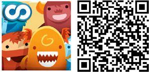 MonsterUp Adventura jogo windows phone QR Code