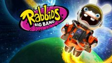 O jogo Rabbids Big Bang está gratuito por tempo limitado na Windows Phone Store