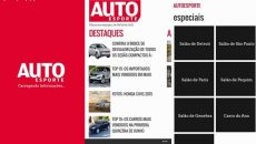 Chegou o app oficial do Autoesporte na Windows Phone Store