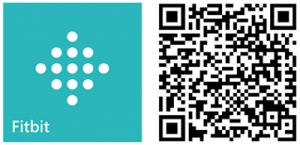 fitbit app oficial windows phone qr code
