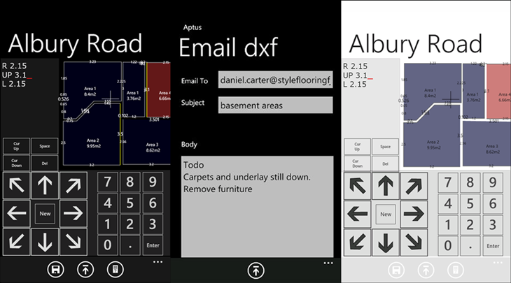 aptus app windows phone