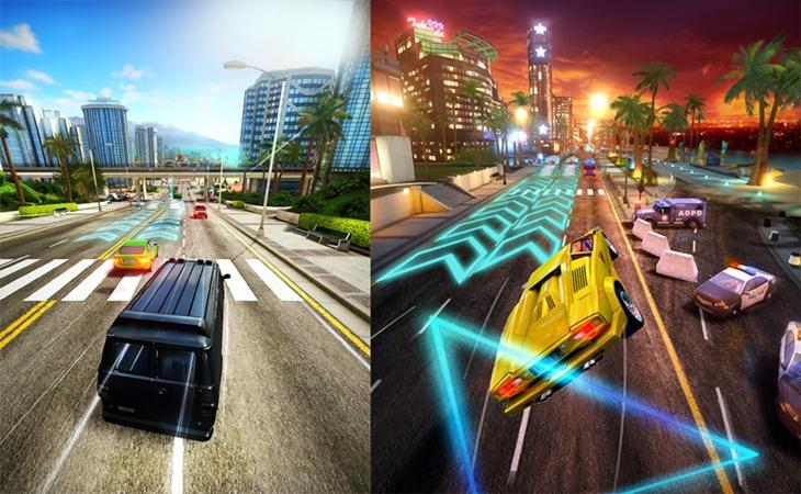 asphalt overdrive game windows phone ios android img11