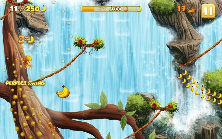 benji bananas adventures jogo windows phone img1