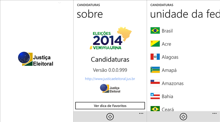 candidatureas app windows phone img11