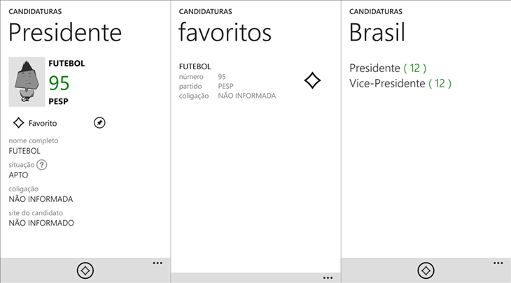candidatureas app windows phone img12