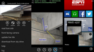 construtictionpic app windows phone