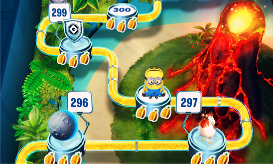 meu malvado favorito minion rush jogo windows phone im1