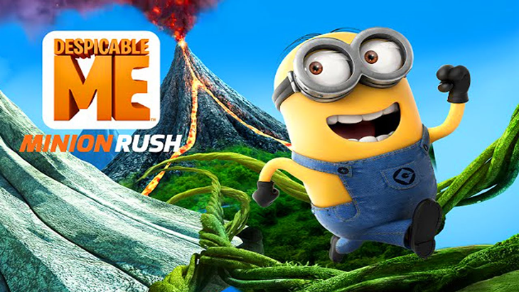 meu malvado favorito minion rush jogo windows phone img3