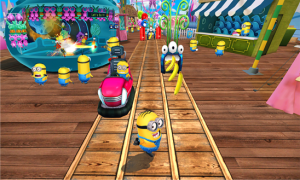 meu malvado favorito minion rush jogo windows phone img4
