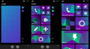 theme mais app windows phone