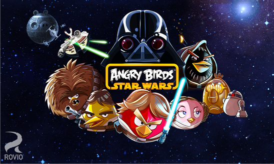 angrt birds star wars jogo windows phone