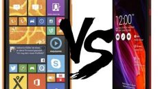[Comparativo] Asus Zenfone 5 com Android VS Lumia 730 com Windows Phone