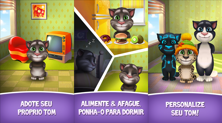my talking tom windows phone