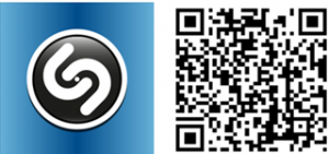 shazam app windows phone qr code free