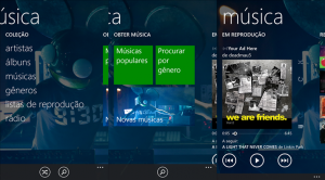 xbox music app windows phon