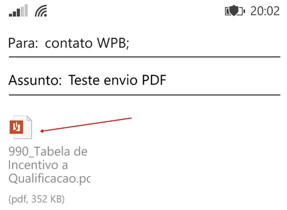 file attacher windows phone 2