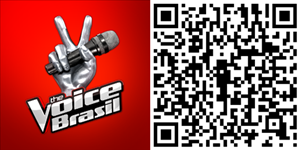 the voice brasil windows phone qr code