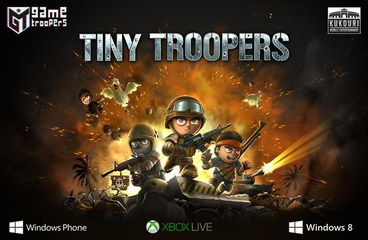 tiny troopers game windows phone coming