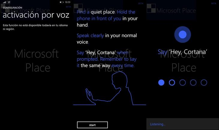 hey cortana windows phone