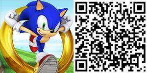 sonic dash windows phone qrcode