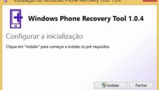 Não gostou do Windows 10? Faça o downgrade usando o Windows Phone Recovery Tool