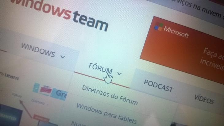 forum windows team