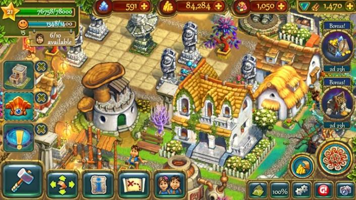the tribez game for windows