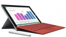 Microsoft anuncia oficialmente o lançamento do novo Tablet Surface 3