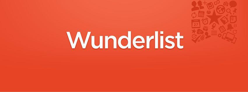 Wunderlist windows phone