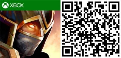 Dungeon Hunter 5 windows phone qrcode