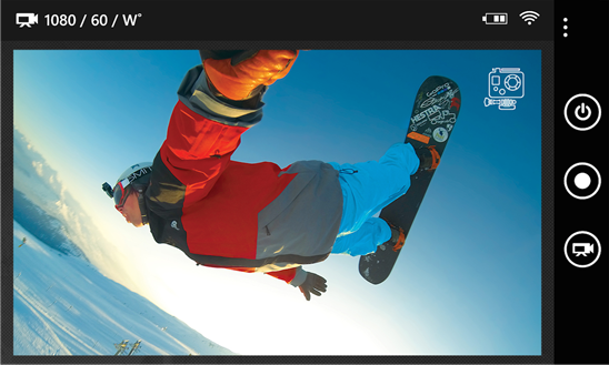gopro windows phone 4