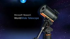 WorldWide Telescope – Mais um Software Open Source da Microsoft