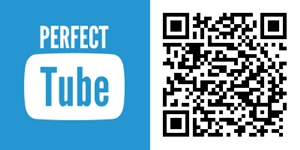 perfecttube youtube windows universal app qrcode1