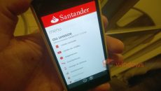 Atenção! Aplicativo do Santander para o Windows Phone será descontinuado