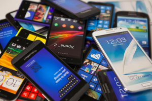 smartphone windows android ios pelo mundo