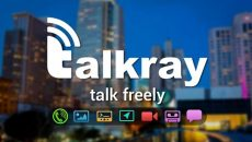 Chegou o popular app de chamadas VOIP Talkray para o Windows Phone