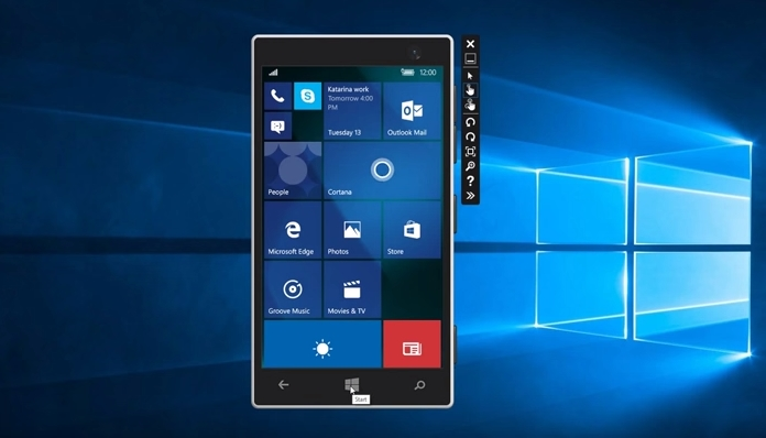 build 10563 windows 10 mobile