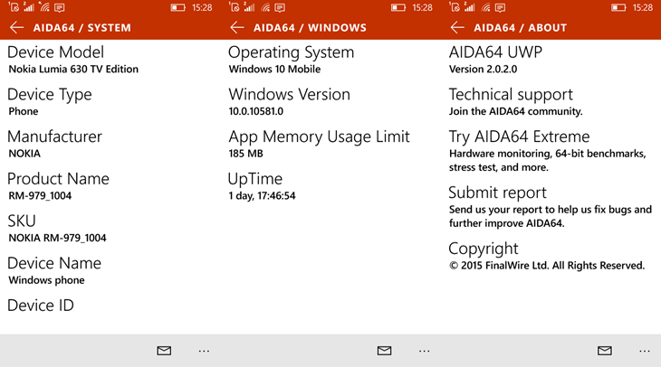 AIDA64 Windows 10 apps img3