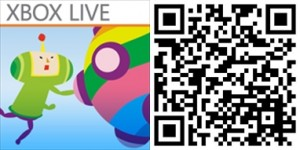 i love katamari windows qrcode-horz